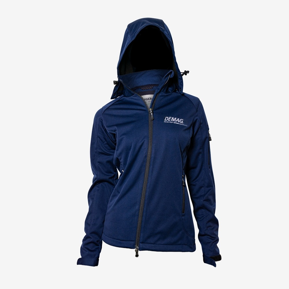 DEMAG Women's Softshell Jacket