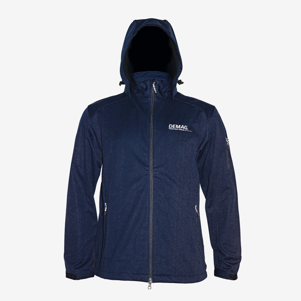 DEMAG Men's Softshell Jacket