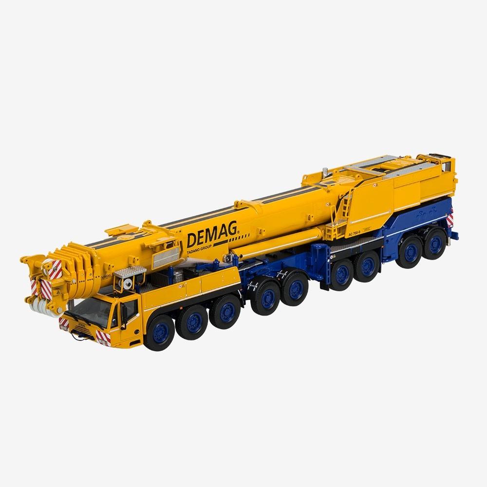 DEMAG Model AC 700-9 standard version