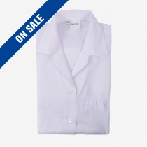 DEMAG OLYMP Luxor Women's business shirt white [open collar form]