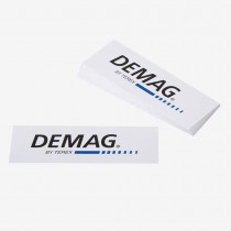 DEMAG Sticker