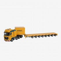 DEMAG Model Mercedes Actros GigaSpace
