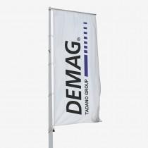 DEMAG Vertikale Fahne